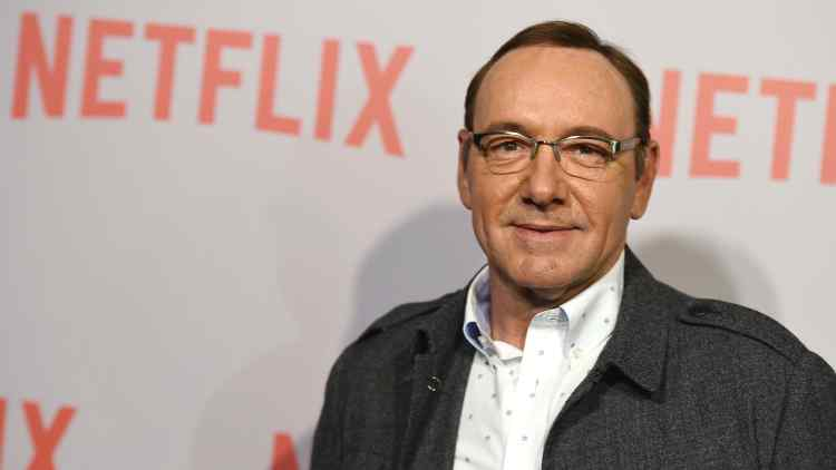 Three More Men Have Accused Kevin Spacey of Sexual Assault