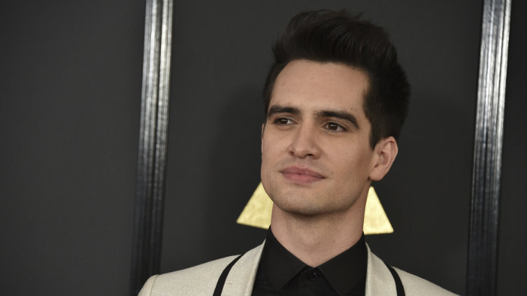 Brendon Urie, Panic! At the Disco, Pansexual