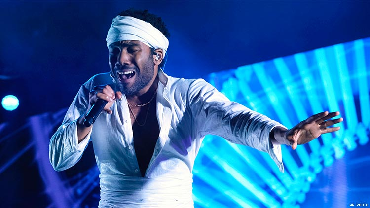 Listen to Childish Gambino's Two New Summertime Tunes