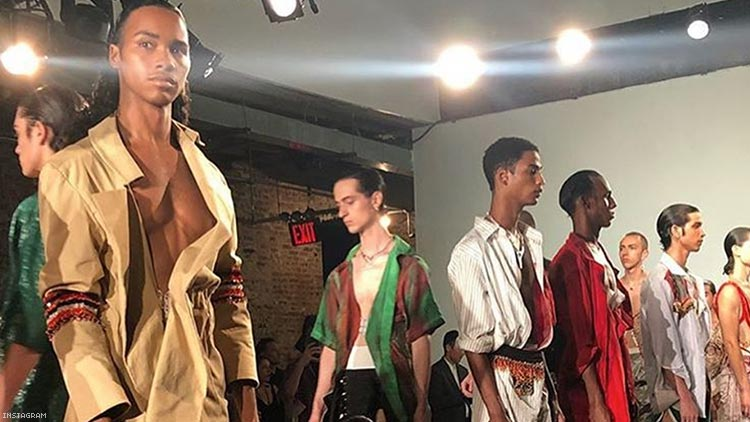 Clothing Line Nihl Debuts Collection Celebrating Queerness