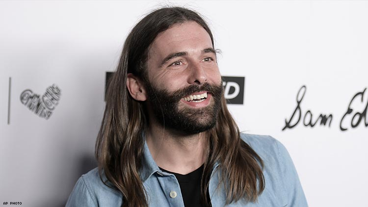 Jonathan Van Ness's Reaction to Emmy Noms Is Life
