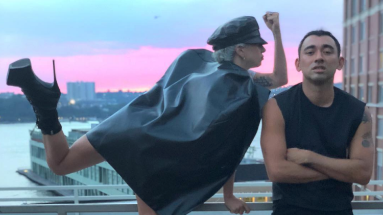 Weep Tears of Joy Because Gaga & Nicola Formichetti Are Back Together