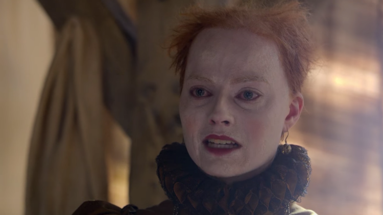 Saoirse & Margot Snatch Wigs in 'Mary Queen of Scots' Trailer
