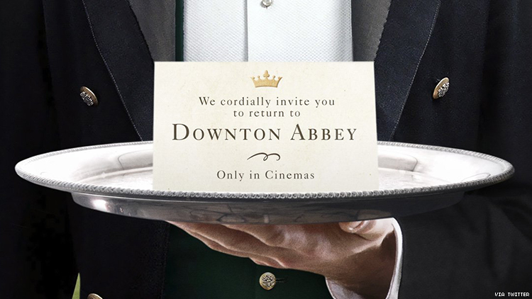 Image result for downton abbey the movie