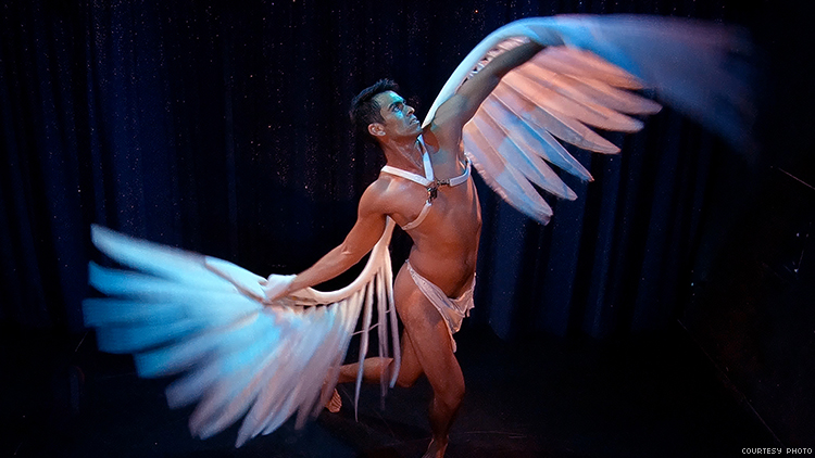"""Provincetown's Burlesque Show """"Male Call"""" is an Artistic Feat"""