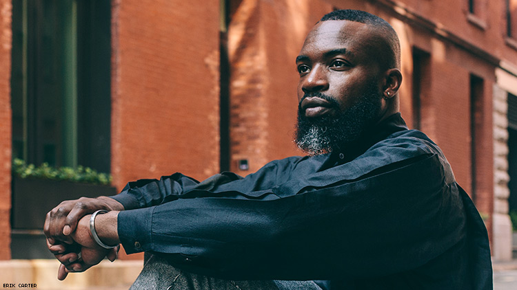 Darnell Moore on HIV Fears and His Experience as a Queer Black Man