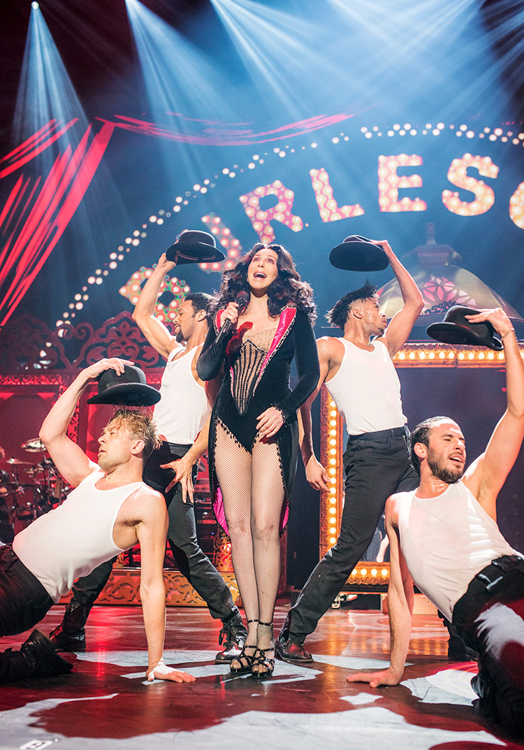 Cher Live Cred Andrew Macpherson