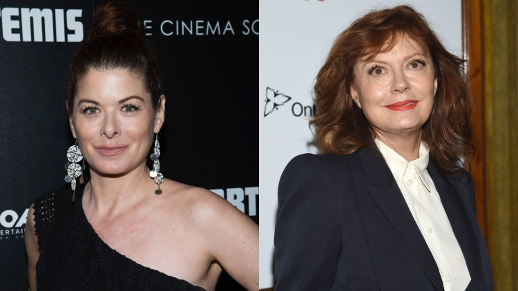 Debra Messing to Susan Sarandon: 'STFU SUSAN'