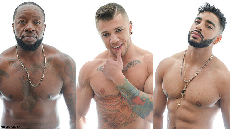 18 Portraits of Trans Male Models That Represent Strength