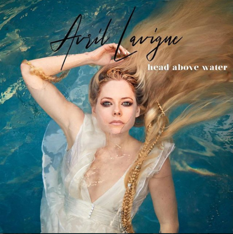 Avril Lavigne, Head Above Water, Avril Lavigne New Song