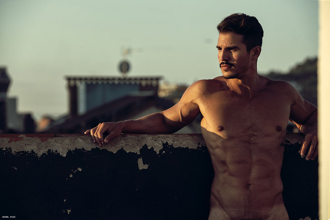 38 photos of the natural beauty of men by a peruvian photographer
