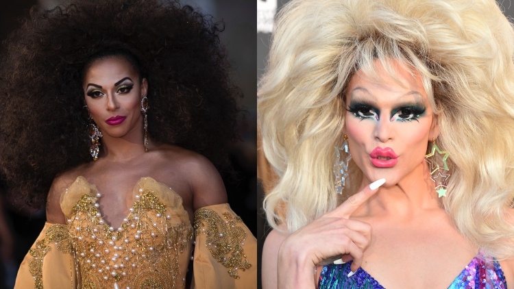 Shangela & Willam Spill the Tea On 'A Star is Born'