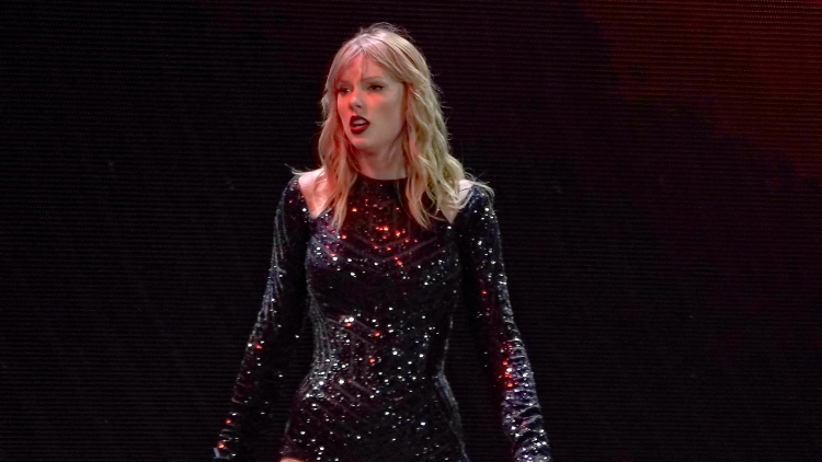 Taylor Swift Finally Gets Political