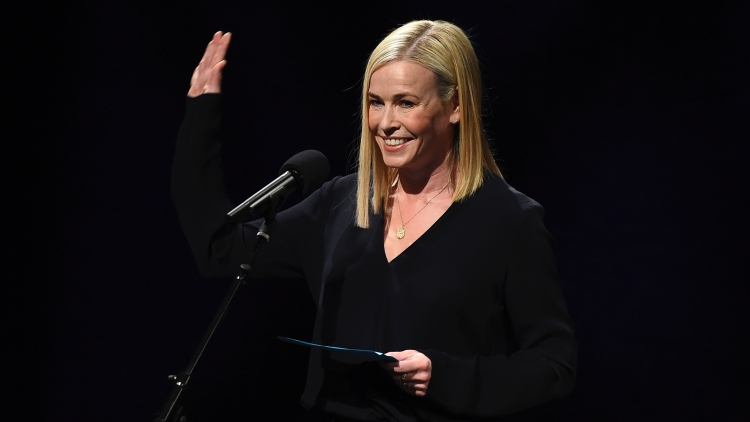 Chelsea Handler Still Thinks It's OK to Make Gay Jokes About Republicans