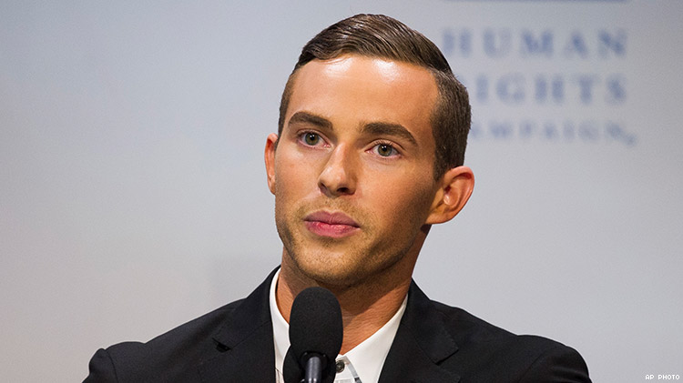 Adam Rippon Opens Up About Homophobia He's Faced
