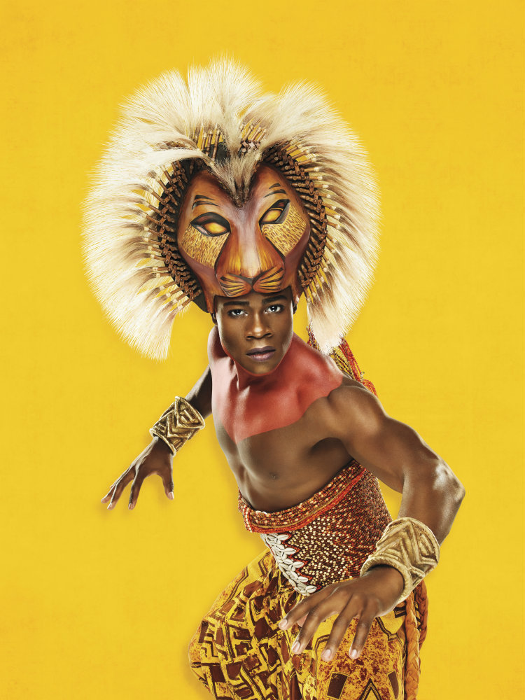 The Lion Kings Newest Simba Roars Into The Broadway Classic
