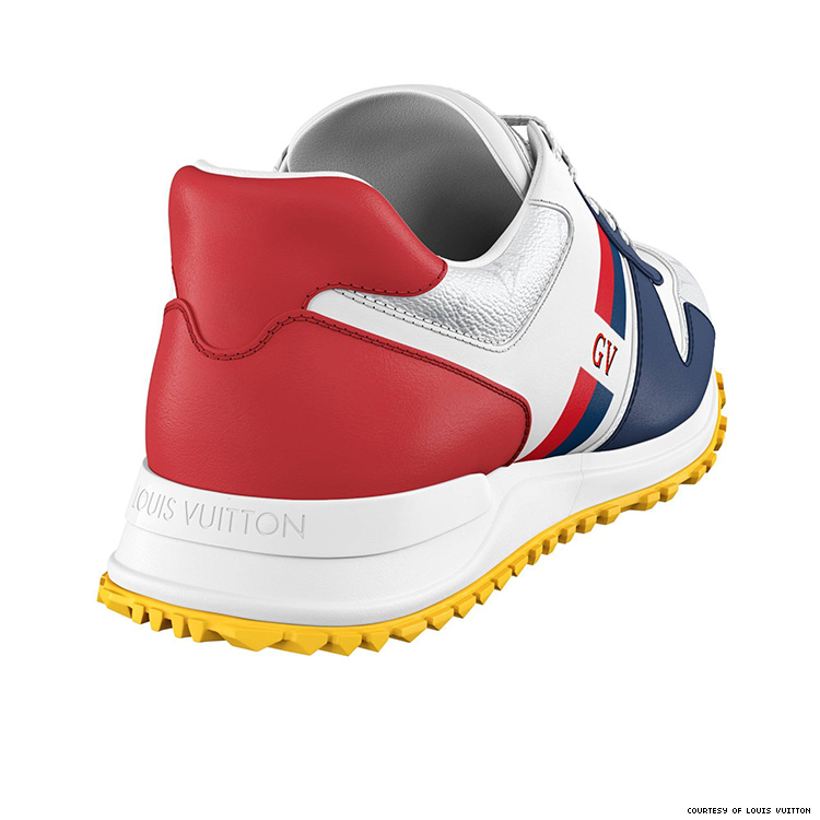 0601c875b402 Louis Vuitton  Run Away With These New Personalized Sneakers