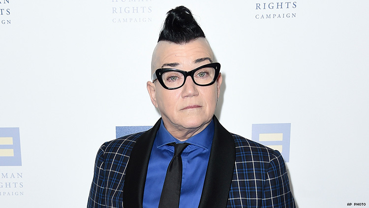 Lea DeLaria Doesn't Want You Calling Her A Lesbain
