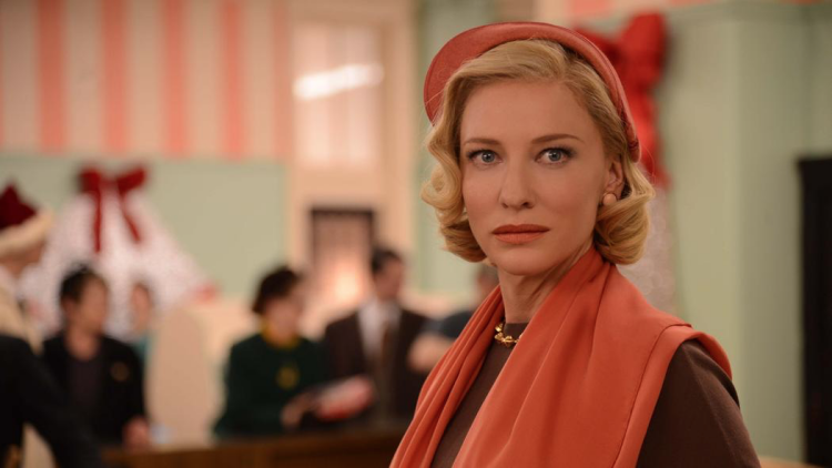 Cate Blanchett Defends Straight Actors Playing LGBTQ Characters