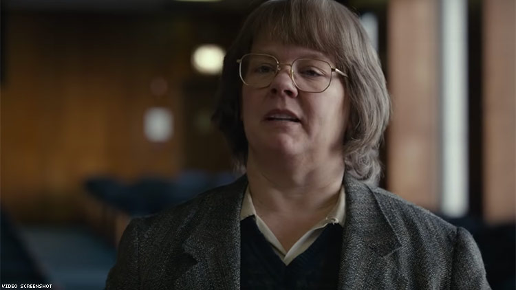 """Melissa McCarthy Is a Great Grouch In """"Can You Ever Forgive Me?"""""""