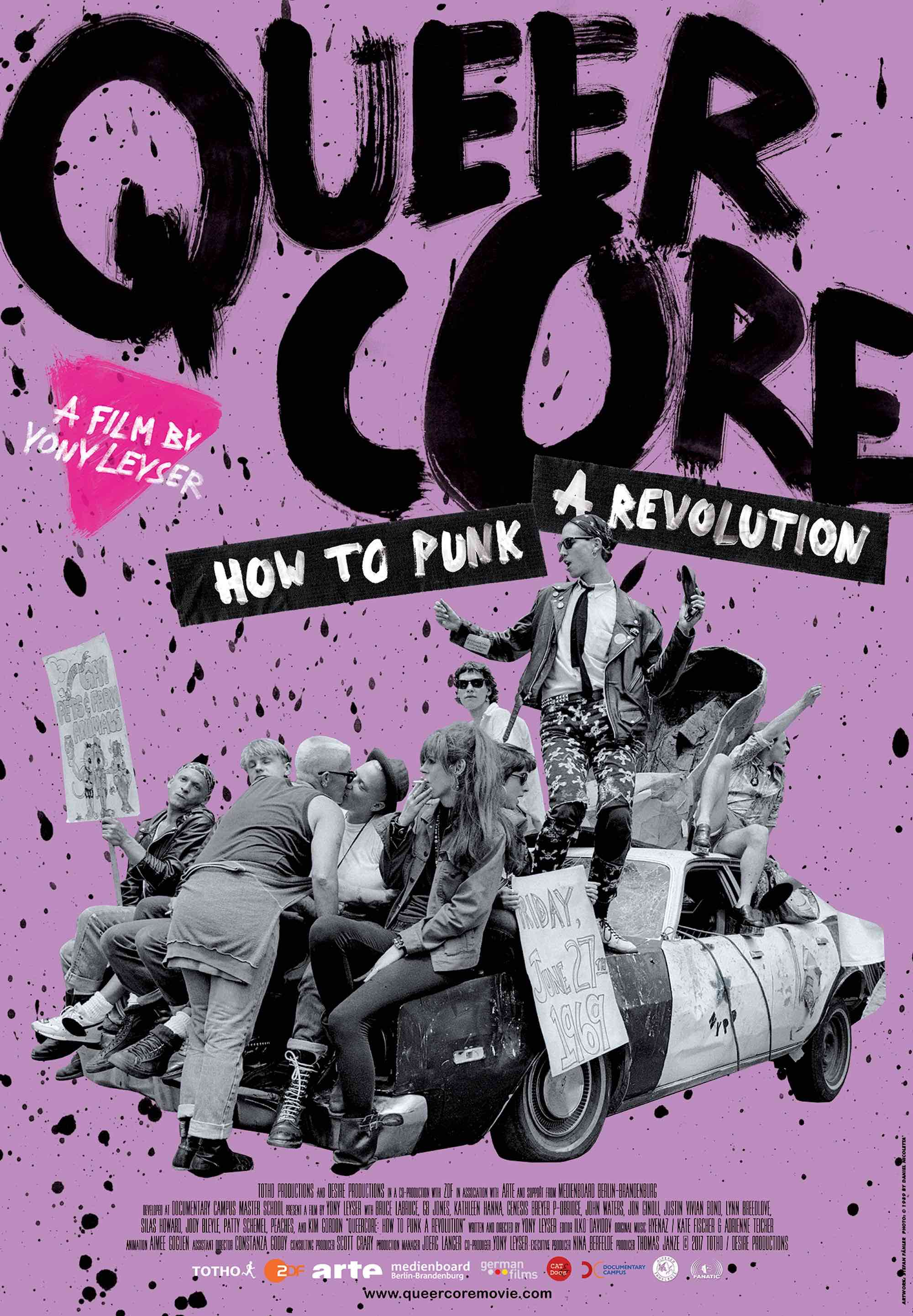 Queercore Poster 1