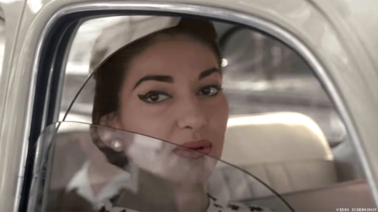 Review New Doc Maria By Callas Is High Grade Dope For Diva Junkies