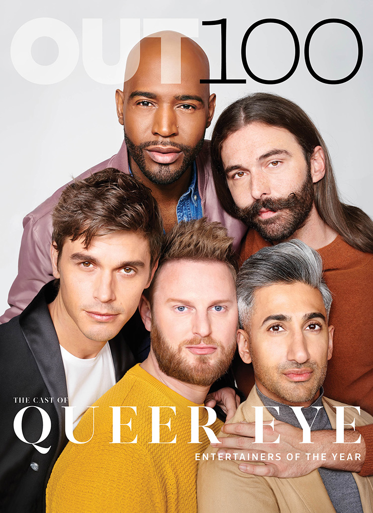 The Cast of Queer Eye