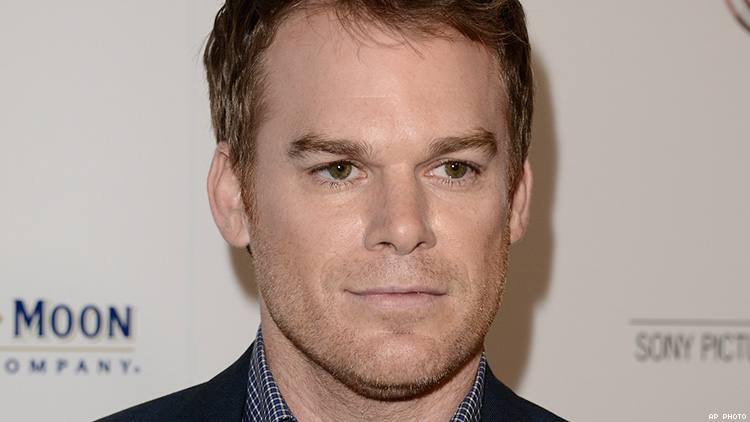 Michael C. Hall: 'I Would Say I Was Not All The Way Heterosexual'
