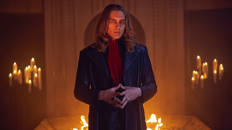 'AHS's Cody Fern Talks 'Apocalypse' Finale & Playing the Antichrist