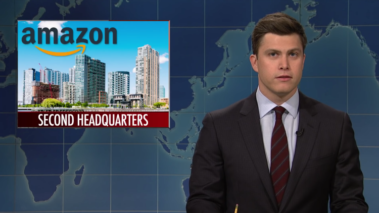 Opinion: Colin Jost Is a Douchebag
