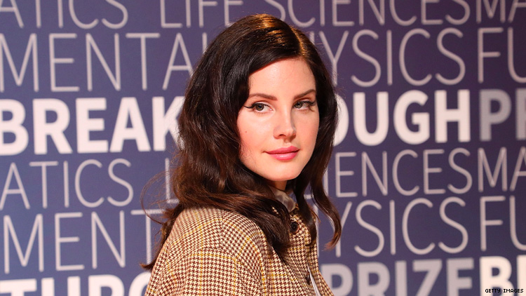 Lana Del Rey Goes Country, Announces Album Release Date