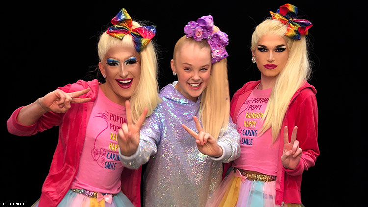 These Drag Queens Awarded Jojo Siwa Gay Icon Status