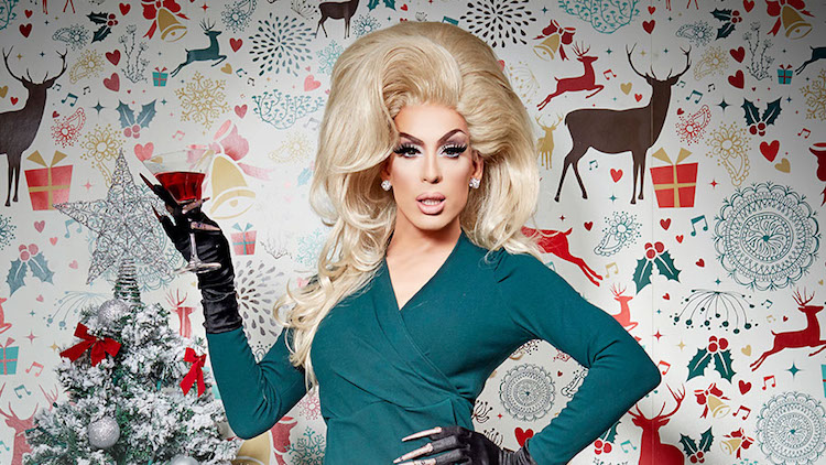 Christmas Queens.Watch Alaska And Friends Celebrate The Holidays In