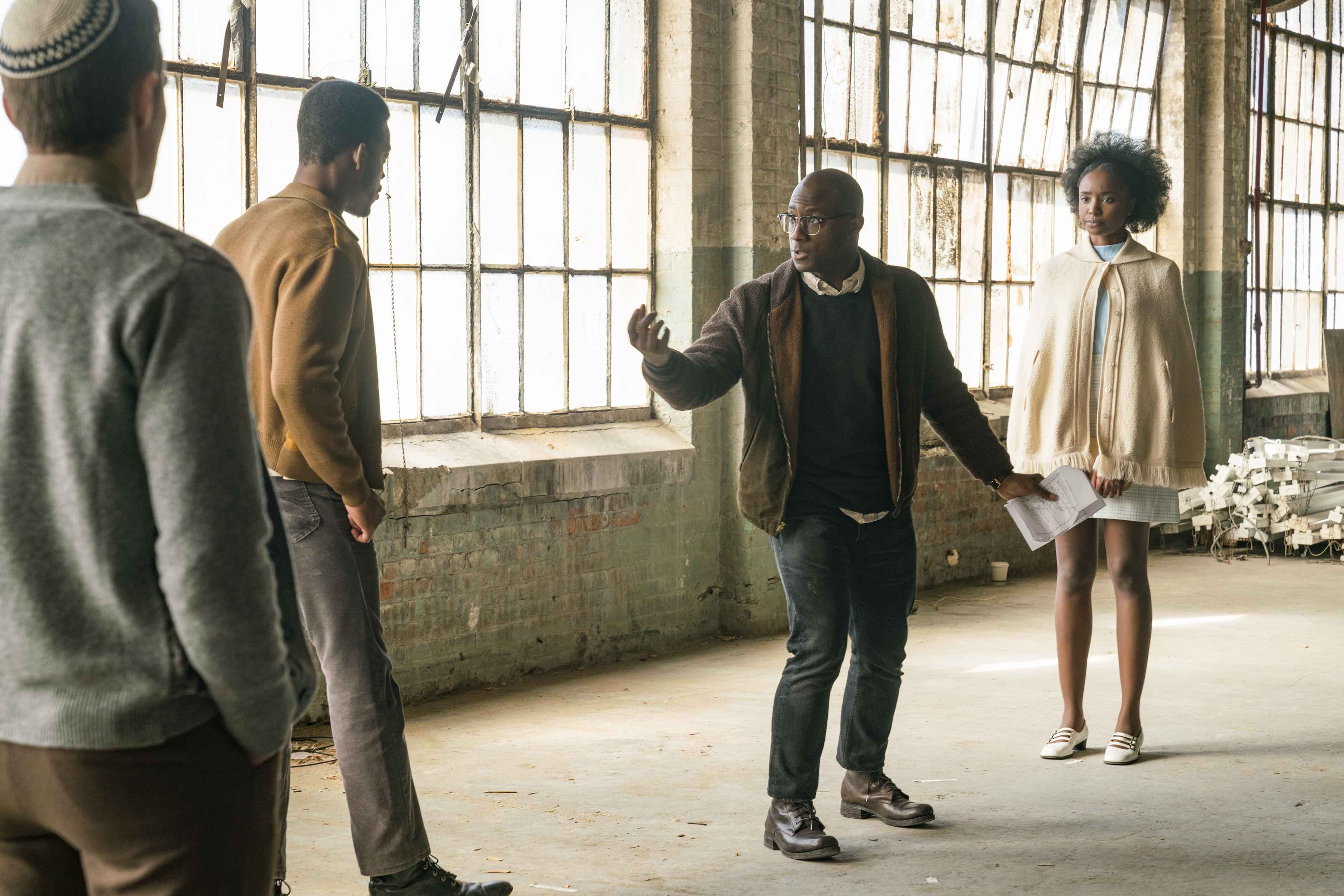 Barry Jenkins, If Beale Street Could Talk