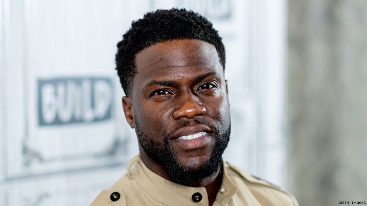 Kevin Hart Still Isn't Interested in Being an Ally