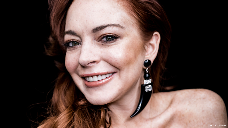 Lindsay Lohan says she'd love to do 'Mean Girls' sequel in new Variety interview.