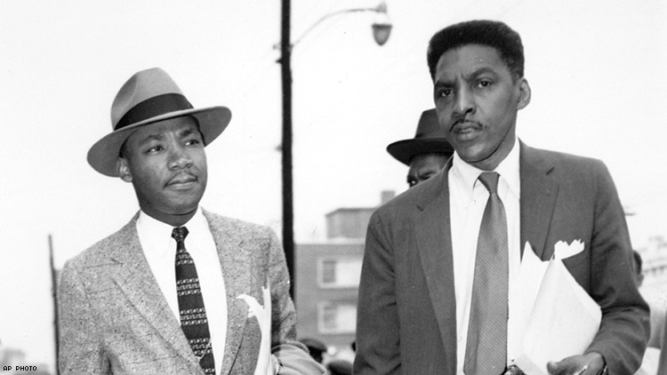 Bayard Rustin Was Almost Considered too Gay to Work with MLK