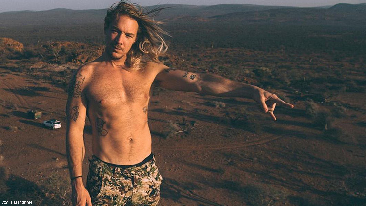 Diplo Says 'Masculinity Is a Prison,' Is Not Wrong