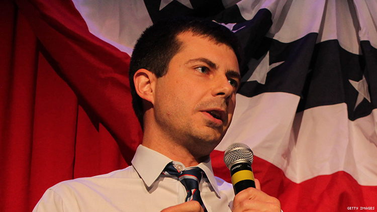 Mayor Pete Buttigieg Wants to Be America's First Openly Gay President