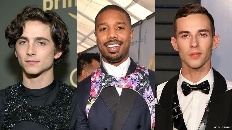 The Harness Has Become the Hottest New Red Carpet Accessory