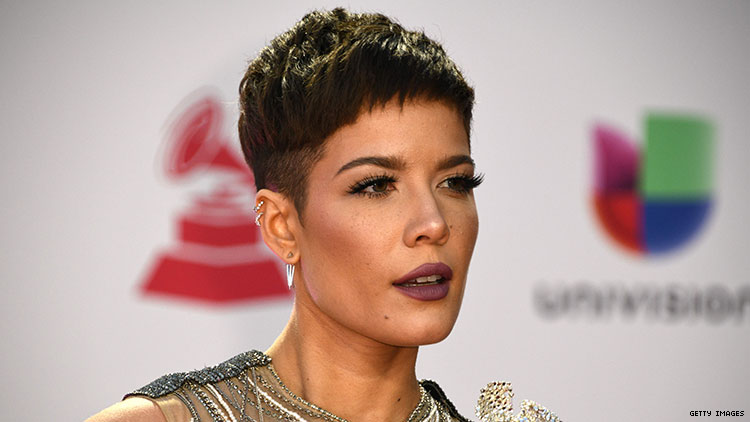 Halsey Is So Over Mediocre Male Artists — And Same
