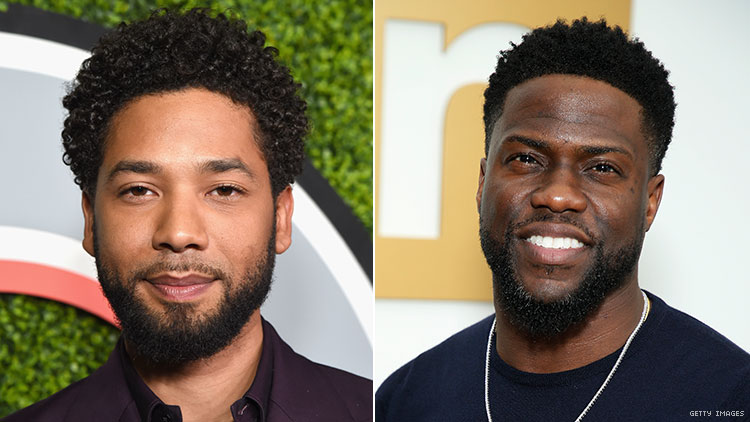 Kevin Hart Doesn't Understand How Jussie Smollett Was Attacked