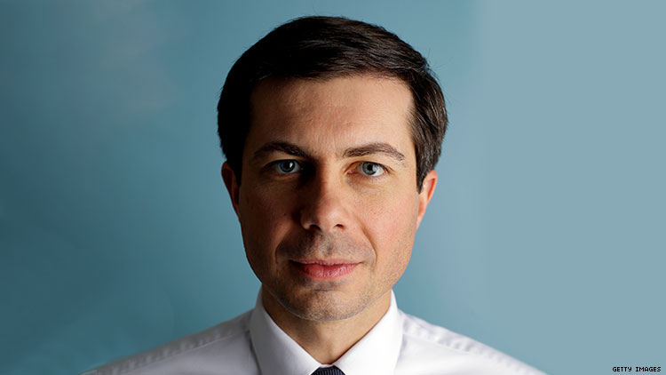 Pete Buttigieg Explains Why America Is Ready for a Gay President