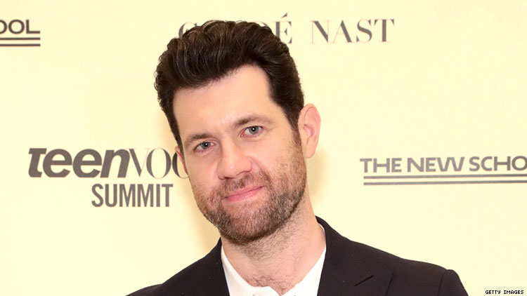 Billy Eichner Will Star in a Major Gay Romantic Comedy