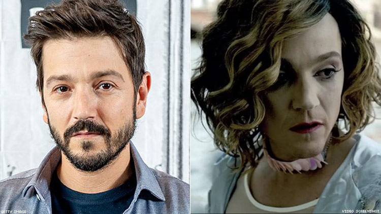 Diego Luna Is Not Playing a Trans Woman in His New Film