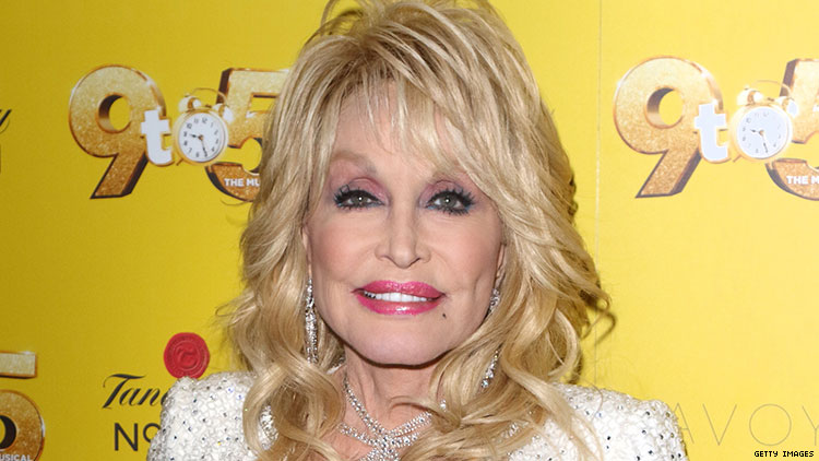 Dolly Parton Says Nonbinary Identities Are 'Fashionable'