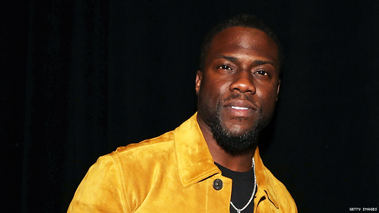 Kevin Hart, noted homophobe
