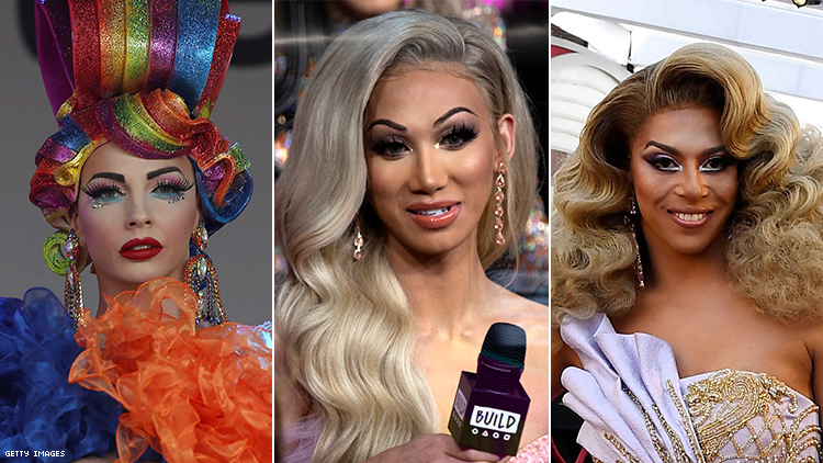 English In Italian: A Complete Guide To The Drag Families In 'Drag Race' Season 11