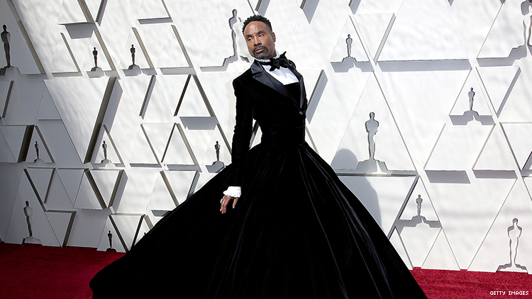 9516dafb1331 Op-Ed  The Real Impact of Billy Porter s Oscars Tuxedo-Gown