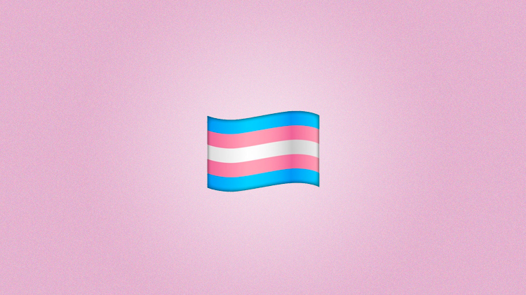 Hey Sis, the Trans Pride Flag Emoji Is Here
